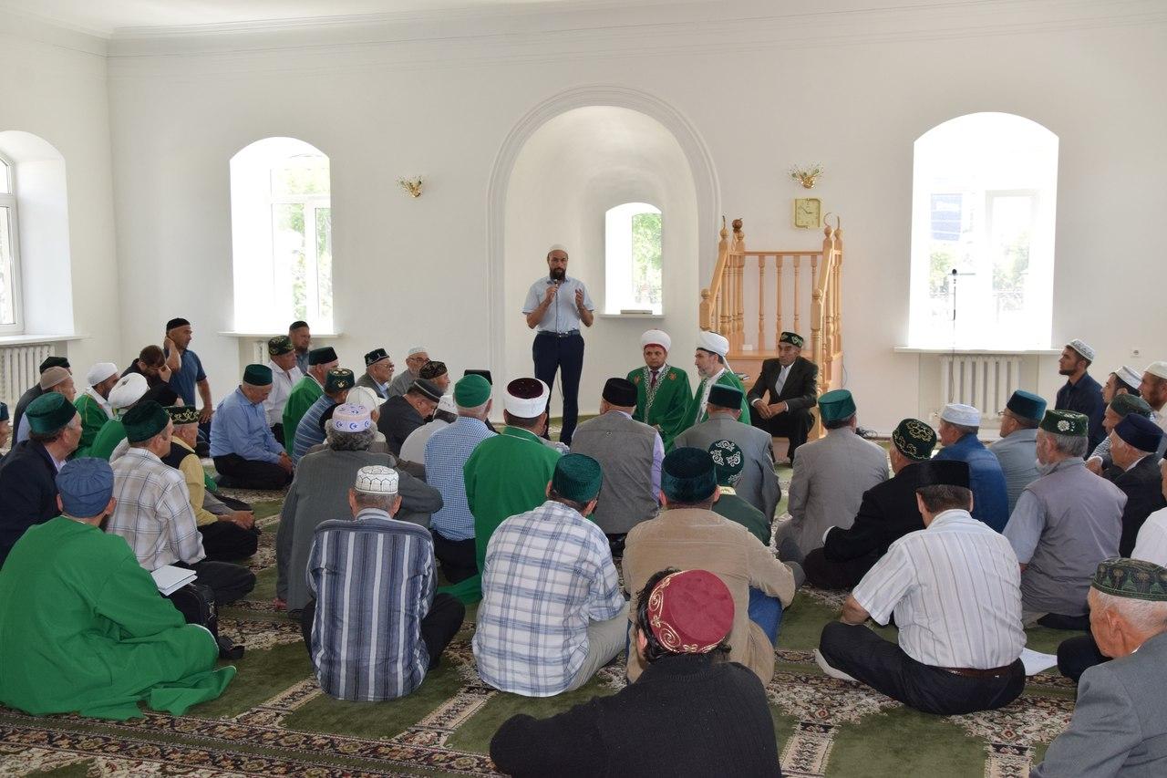 оренбурге знакомство мусульман в